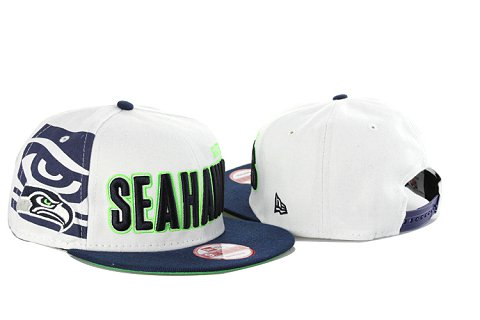 Seattle Seahawks NFL Snapback Hat YX225