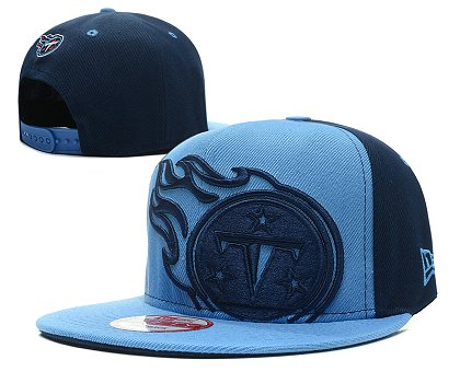 Tennessee Titans Snapback Hat 103SD 17