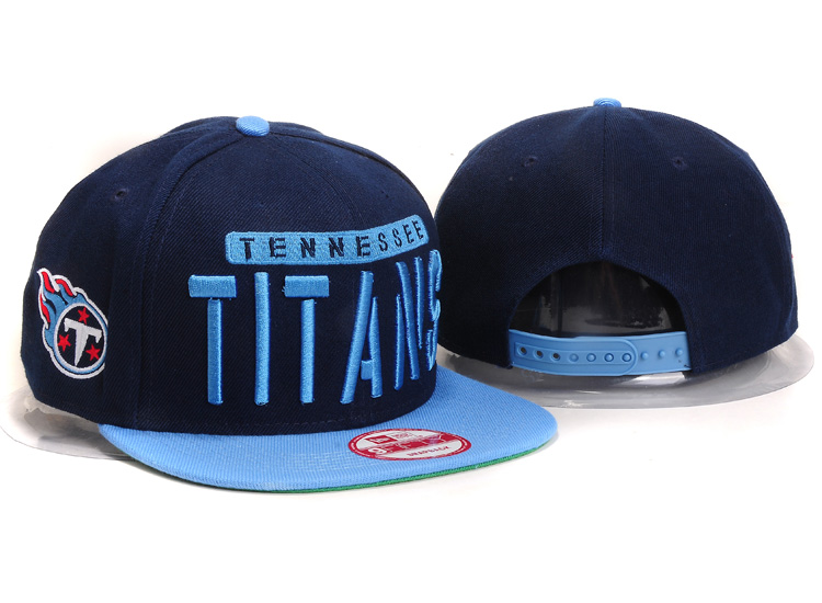 Tennessee Titans Snapback Hat YS 5614