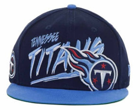 Tennessee Titans NFL Snapback Hat 60D