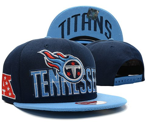 Tennessee Titans NFL Snapback Hat SD1
