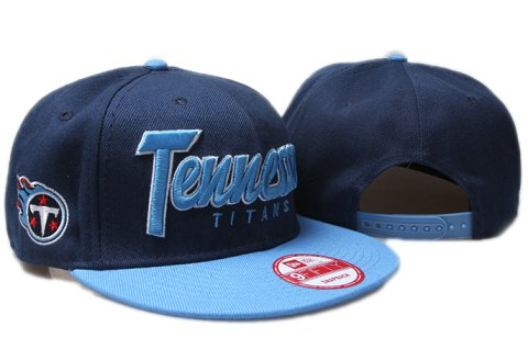 Tennessee Titans NFL Snapback Hat YX260