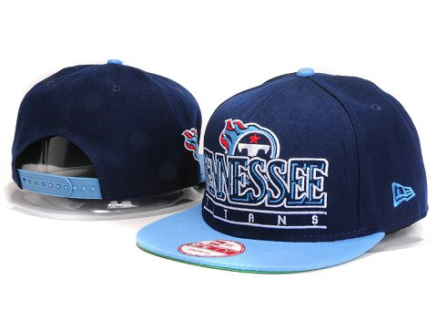 Tennessee Titans NFL Snapback Hat YX279