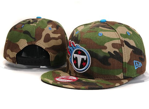 Tennessee Titans NFL Snapback Hat YX305