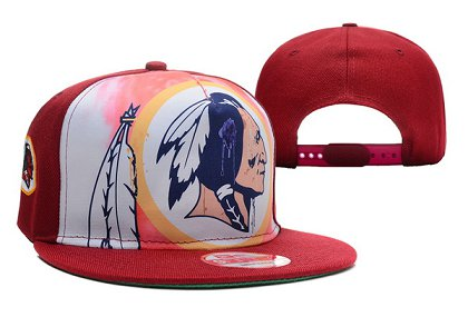 Washington Redskins Snapback Hat XDF F 140802 9