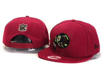 Washington Redskins New Type Snapback Hat YS 6R48