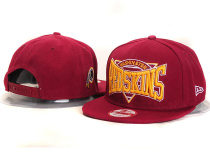 Washington Redskins New Type Snapback Hat YS 6R60