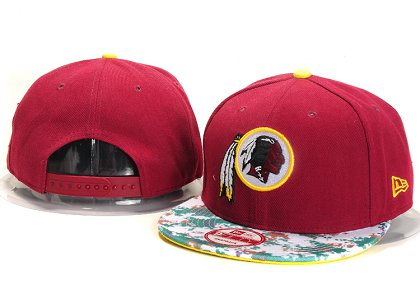 Washington Redskins New Type Snapback Hat YS A719