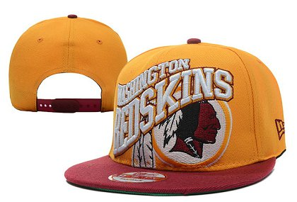 Washington Redskins NFL Snapback Hat XDF-A