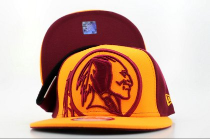 Washington Redskins Snapback Hat QH a