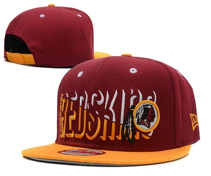 Washington Redskins Snapback Hat SD 1s30