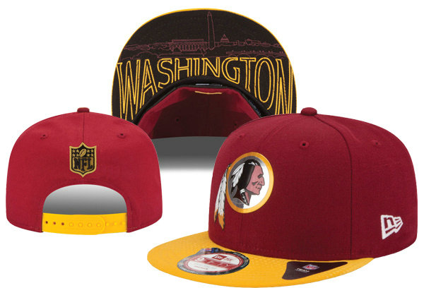 Washington Redskins Snapback Red Hat XDF 0620