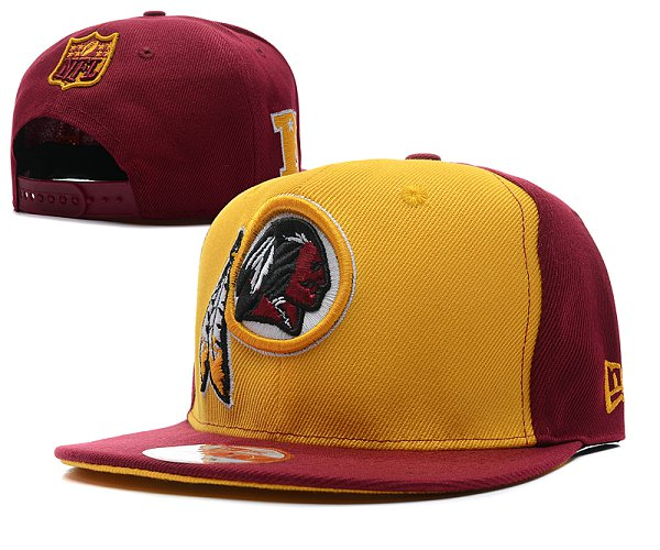 Washington Redskins Snapback Hat SD 2806