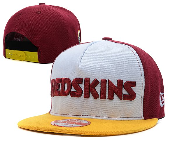 Washington Redskins Snapback Hat SD 2808