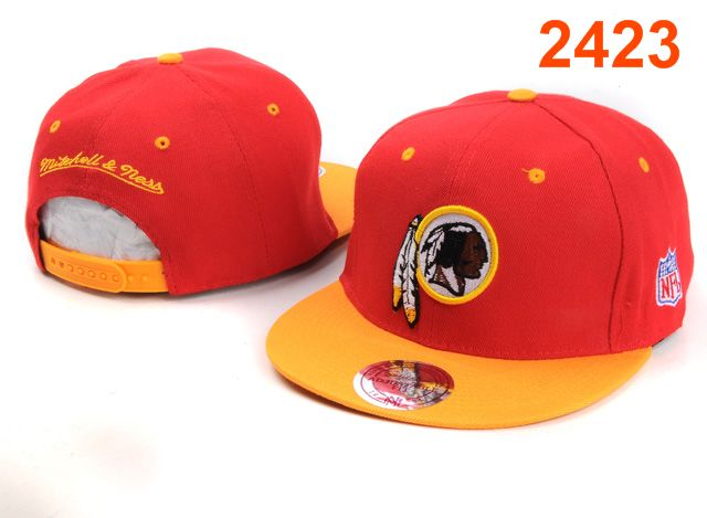 Washington Redskins NFL Snapback Hat PT33