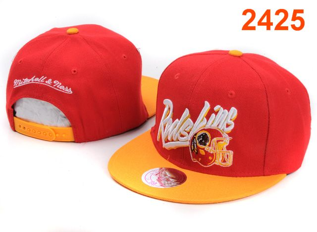 Washington Redskins NFL Snapback Hat PT35