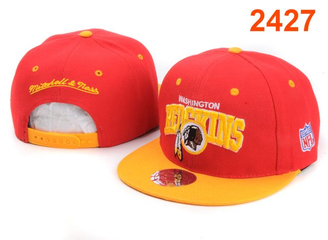 Washington Redskins NFL Snapback Hat PT37