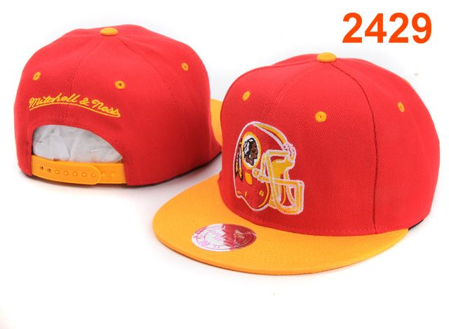 Washington Redskins NFL Snapback Hat PT38