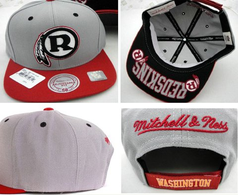 Washington Redskins NFL Snapback Hat Sf2