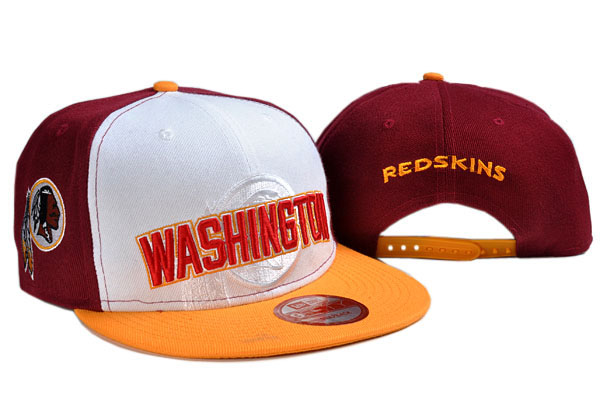 Washington Redskins NFL Snapback Hat TY 3
