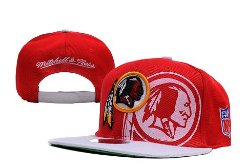 Washington Redskins NFL Snapback Hat XDF055