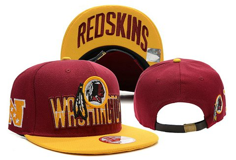 Washington Redskins NFL Snapback Hat XDF140