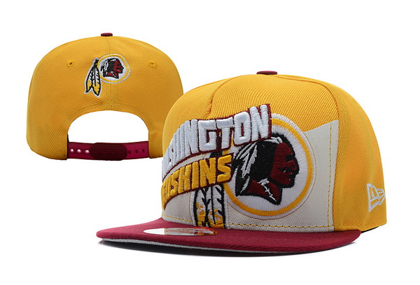 Washington Redskins NFL Snapback Hat XDF208