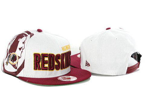 Washington Redskins NFL Snapback Hat YX228
