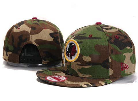 Washington Redskins NFL Snapback Hat YX285