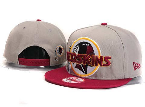 Washington Redskins NFL Snapback Hat YX301