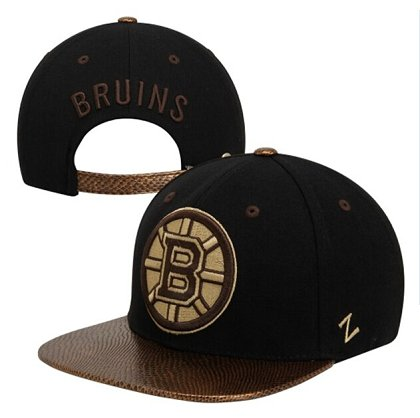 Boston Bruins Hat 60D 150229 06