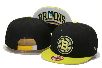 Boston Bruins Hat YS 150226 45