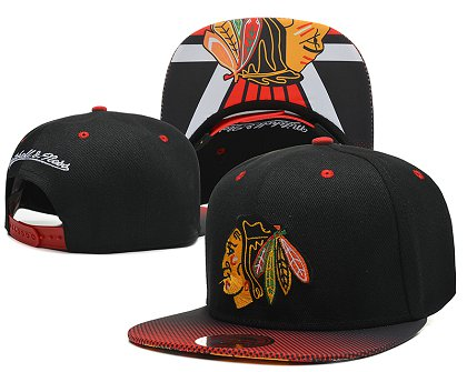 Chicago Blackhawks Hat SD 150229 11