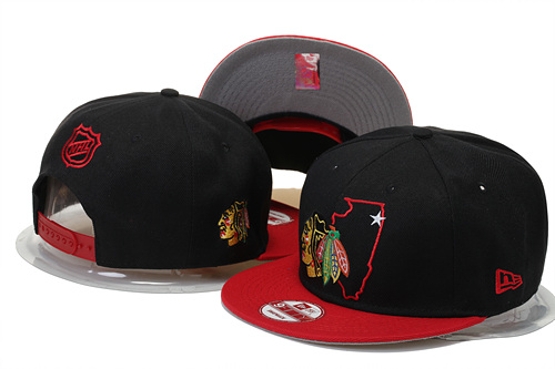 Chicago Blackhawks Hat YS 150226 28