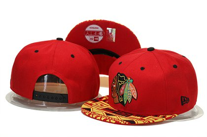Chicago Blackhawks Hat YS 150226 33
