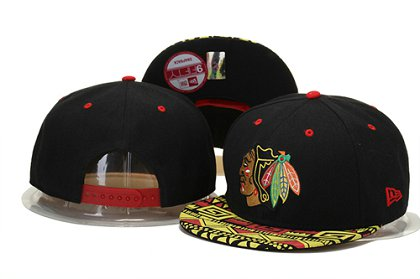 Chicago Blackhawks Hat YS 150226 34