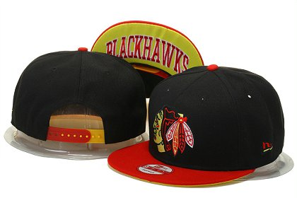 Chicago Blackhawks Hat YS 150226 42
