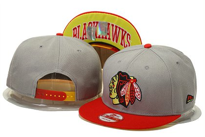 Chicago Blackhawks Hat YS 150226 43