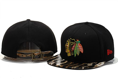 Chicago Blackhawks Snapback Hat 0903 (1)