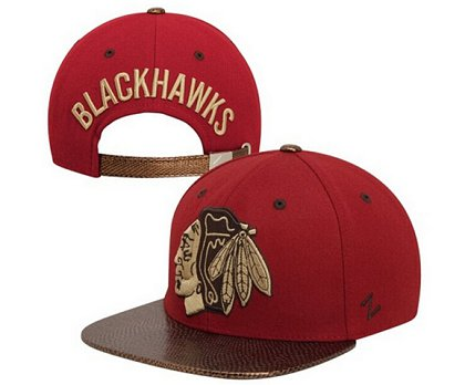 Chicago Blackhawks Hat 60D 150416 21