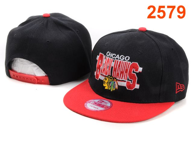Chicago Blackhawks NHL Snapback Hat PT14