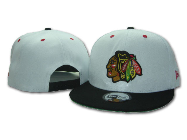 Chicago Blackhawks NHL Snapback Hat Sf01