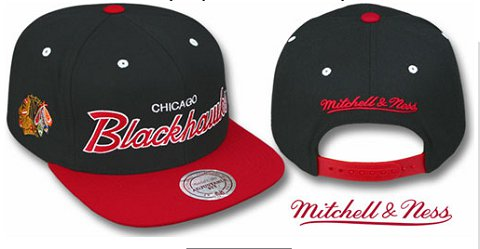 Chicago Blackhawks NHL Snapback Hat Sf06