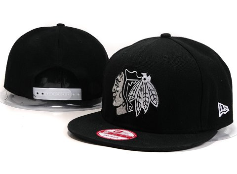 Chicago Blackhawks NHL Snapback Hat YS12