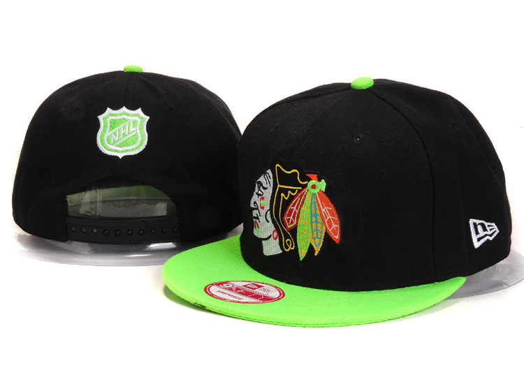 Chicago Blackhawks Snapback Hat Ys 2115