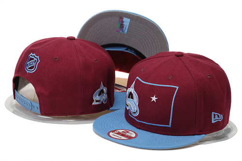 Colorado Avalanche Hat YS 150226 25
