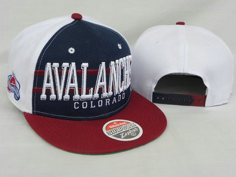 Colorado Avalanche NHL Snapback Zephyr Hat DD17
