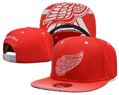 Detroit Red Wings Hat SD 150229 5