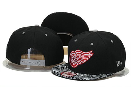 Detroit Red Wings Hat YS 150226 13