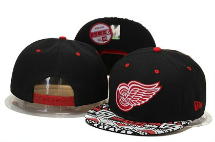 Detroit Red Wings Hat YS 150226 32